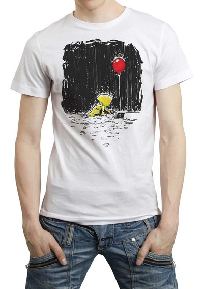 It Pennywise Geogie Playera Payaso Eso Stephen King Libro