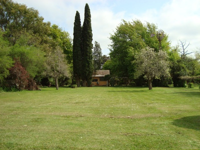 Casa Quinta En Alquiler Los Cardales