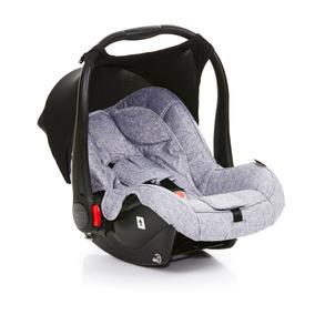 Bebê Conforto Risus Graphite Grey + Base Isofix Abc Design