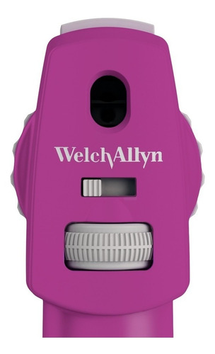 Pantoscopio Welch Allyn Pocket Led Oftalmoscopio + Otoscopio