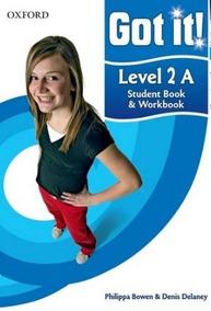 Got It! 2 Student Book Workbook