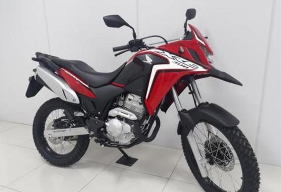 Honda Xre 300 Abs Vermelho 0km 2019