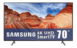Nueva Pantalla Samsung 70 2019 Smart Ru7100 Factura Sellada