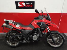 Bmw G 650 Gs 650gs G650gs Abs 2013 Vermelha Vermelho