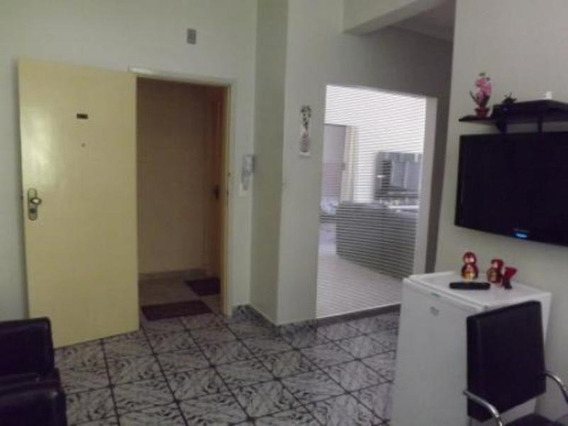 Bom Apartamento Na Praia Do Sonho Em Itanhaém - 1274   Npc