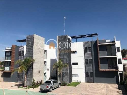 Departamento En Elementi Flats Zona Federal Atlixco,cholula
