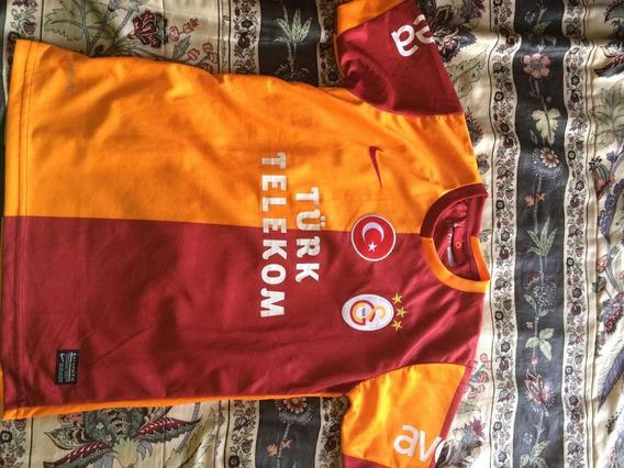 Playera Nike Galatasaray Talla 8-10 De Niño