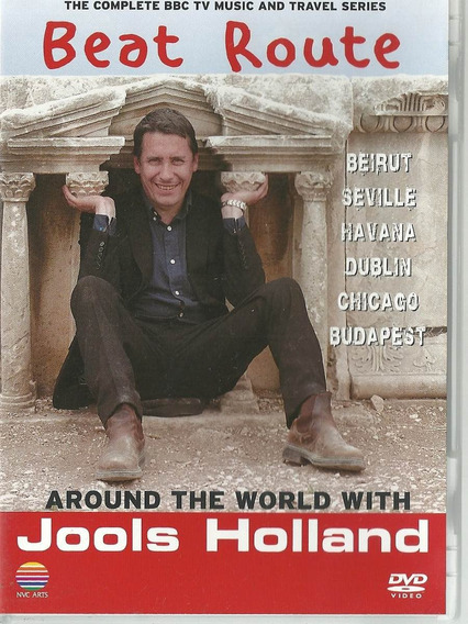 Dvd - Beat Route: Around The Worlg With Jools Holland