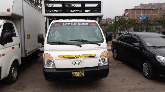 Hyundai H100 4x2 Baranda Turbo