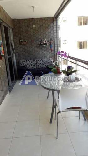 Imagem 1 de 23 de Apartamento À Venda, 2 Quartos, 1 Suíte, 1 Vaga, Recreio Dos Bandeirantes - Rio De Janeiro/rj - 21995