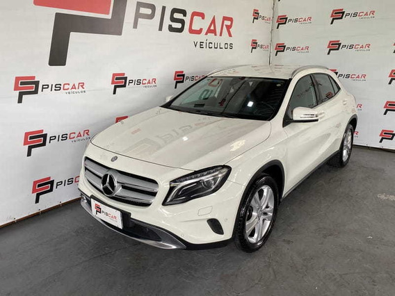 Mercedes-benz Classe Gla 1.6 Advance Turbo Flex 2017 Top !!