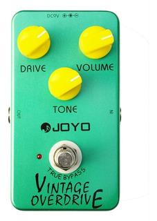 Joyo Jf01 Vintage Overdrive Pedal Tipo Tube Screamer