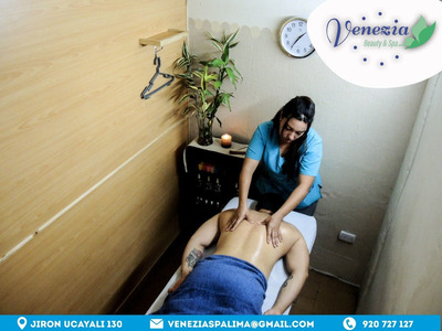 Masajes Relajantes Y/o Descontracturantes En Lima Cercado!!