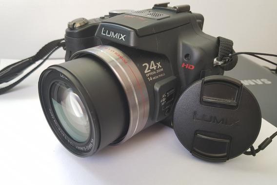 Câmera Semi Profissional Panasonic Dmc Fz-100