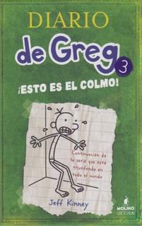 Diario De Greg 3¡ Esto Es El Colmo Edicion Española