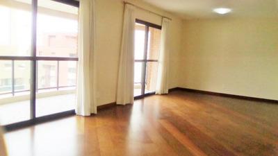 Apartamento Em Moema, São Paulo/sp De 162m² 4 Quartos À Venda Por R$ 2.500.000,00 Ou Para Locação R$ 10.000,00/mes - Ap226237lr