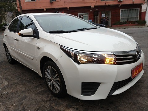 Toyota Corolla Xei 2.0 Flex Aut 2015