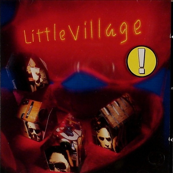 Cd Little Village Solar Sex Panel - 1992 - Importado