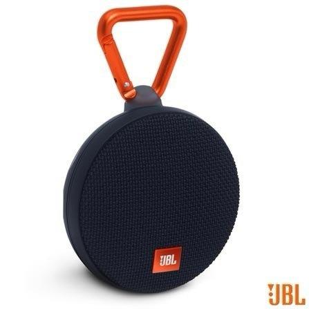 Caixa De Som Bluetooth Jbl Clip 2 Amplificador Portatil Nova