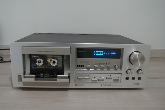 Tape Deck Pioneer Ct-f850.