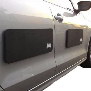 Kit Com 6 Unidades - Protetor De Portas Magnético Para Carros - Mercado Envios