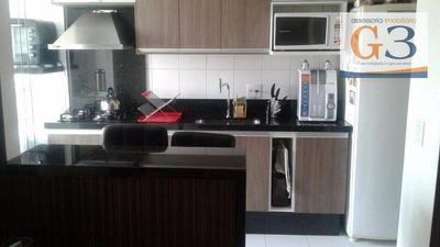Apartamento Residencial À Venda, Areal, Pelotas. - Ap2327