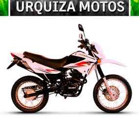 Moto Enduro Gilera Sahel 150 Cross Triax 0km Urquiza Motos