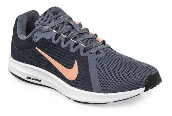 Zapatilla Nike Downshifter 8 C Mujer Running