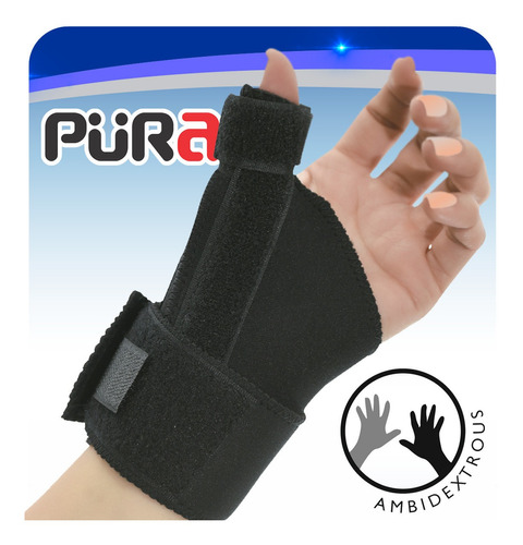 Inmovilizador Dedo Pulgar - Unidad a $16600