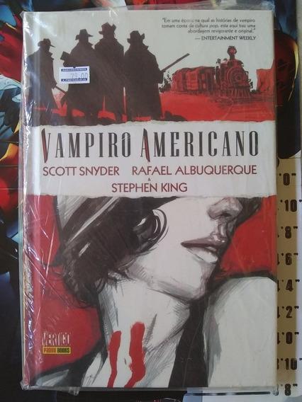 Vampiro Americano Vol. 1 Com Autógrafo