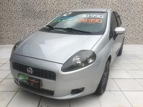 Fiat Punto 1.4 Flex Italia 2012