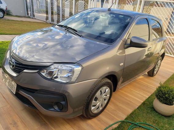 Toyota Etios 1.5 Xs Completo 2018
