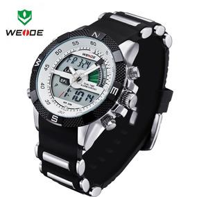 Relógio Weide 1104 Luxo Original Digital Analógico C/caixa