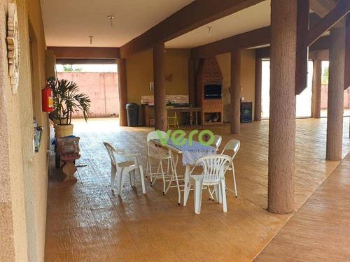 Imagem 1 de 14 de Salão, 453 M² - Venda Por R$ 1.500.000,00 Ou Aluguel Por R$ 5.000,00/mês - Parque Dos Pinheiros - Nova Odessa/sp - Sl0052