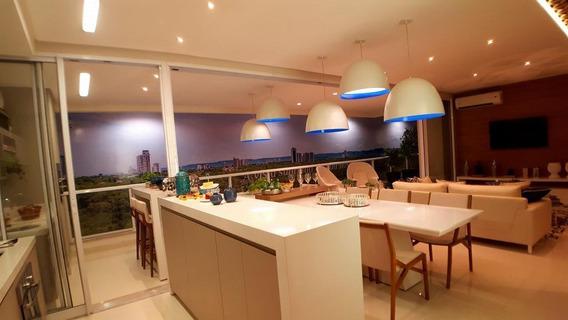 Apartamento Em Plano Diretor Sul, Palmas/to De 150m² 3 Quartos À Venda Por R$ 837.000,00 - Ap352631