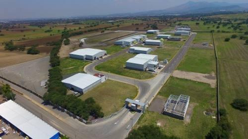 Nave En Renta De 1600 Mts Con Area De Oficina Dentro De Parque Industrial