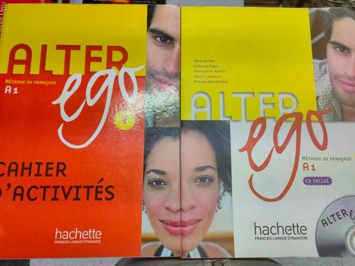 Libro. Alter Ego A1