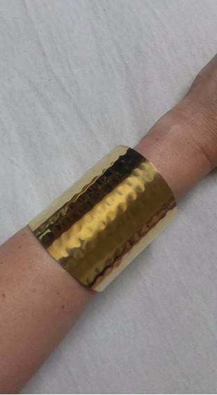 Bracelete Indiano Unissex Dourados Bronze