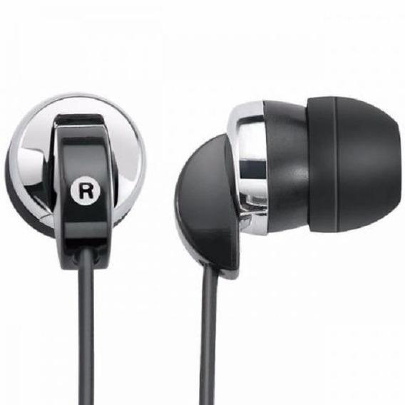 Fone De Ouvido Intra-auricular Sport Preto Multilaser - Ph01