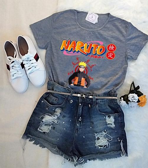 Roupa Feminina Camiseta Baby Look Blusa Atacado Varejo