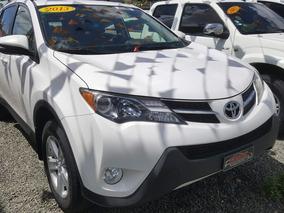 Toyota Rav4 Xle Blanca 2013