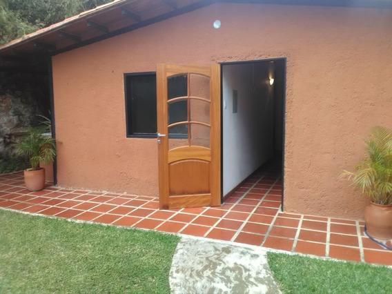 Alquilo Anexo En Macaracuay 04142158603