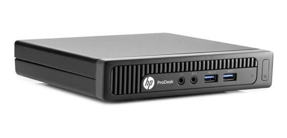 Mini Cpu Hp Prodesk 600 Core I5 4ªg 8gb Ssd 120gb Wifi