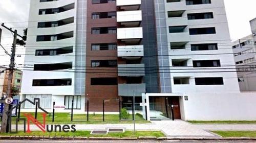 Apartamento No Bairro Alto Da Rua Xv Em Curitiba Pr - 14286