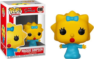 Funko Pop! Maggie 498 - The Simpsons Muñeco Original