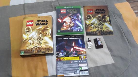 Lego Star Wars Despertar Da Força Deluxe Para Xbox One
