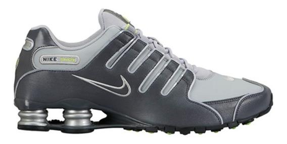 Zapatillas Nike Shox Gravity Innovacion Tecnologia Original