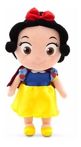 Disney Store A Branca De Neve Criança Pelúcia Peq. 30cm