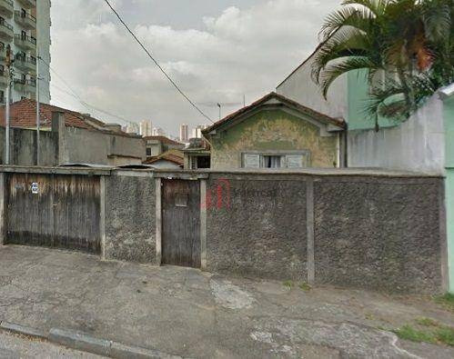 Imagem 1 de 1 de Terreno À Venda, 378 M² Por R$ 2.000.000,00 - Vila Regente Feijó - São Paulo/sp - Te0556