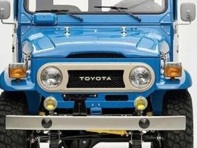 Toyota Fj Cruiser Versión Sincrónico